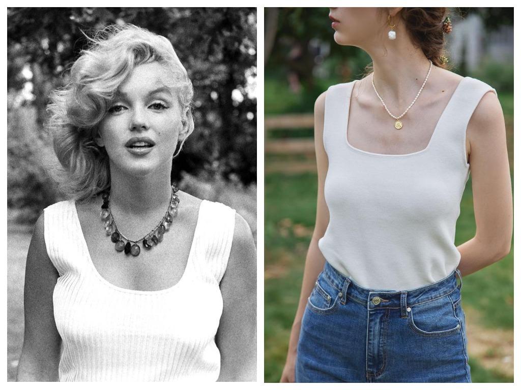 Ретро гайд: 7 любимых летних образов Мэрилин Монро и их современное прочтение-Фото 1