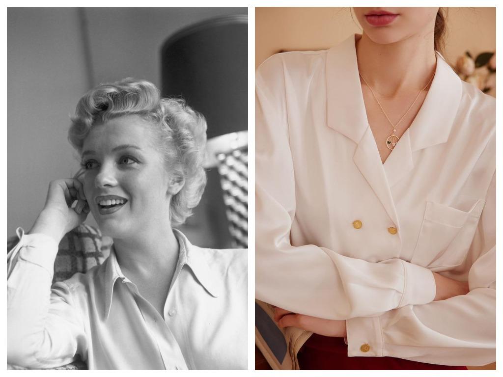 Ретро гайд: 7 любимых летних образов Мэрилин Монро и их современное прочтение-Фото 5