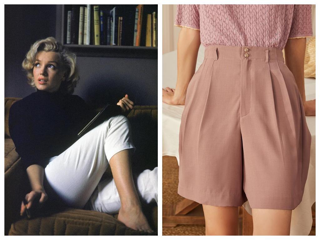 Ретро гайд: 7 любимых летних образов Мэрилин Монро и их современное прочтение-Фото 4