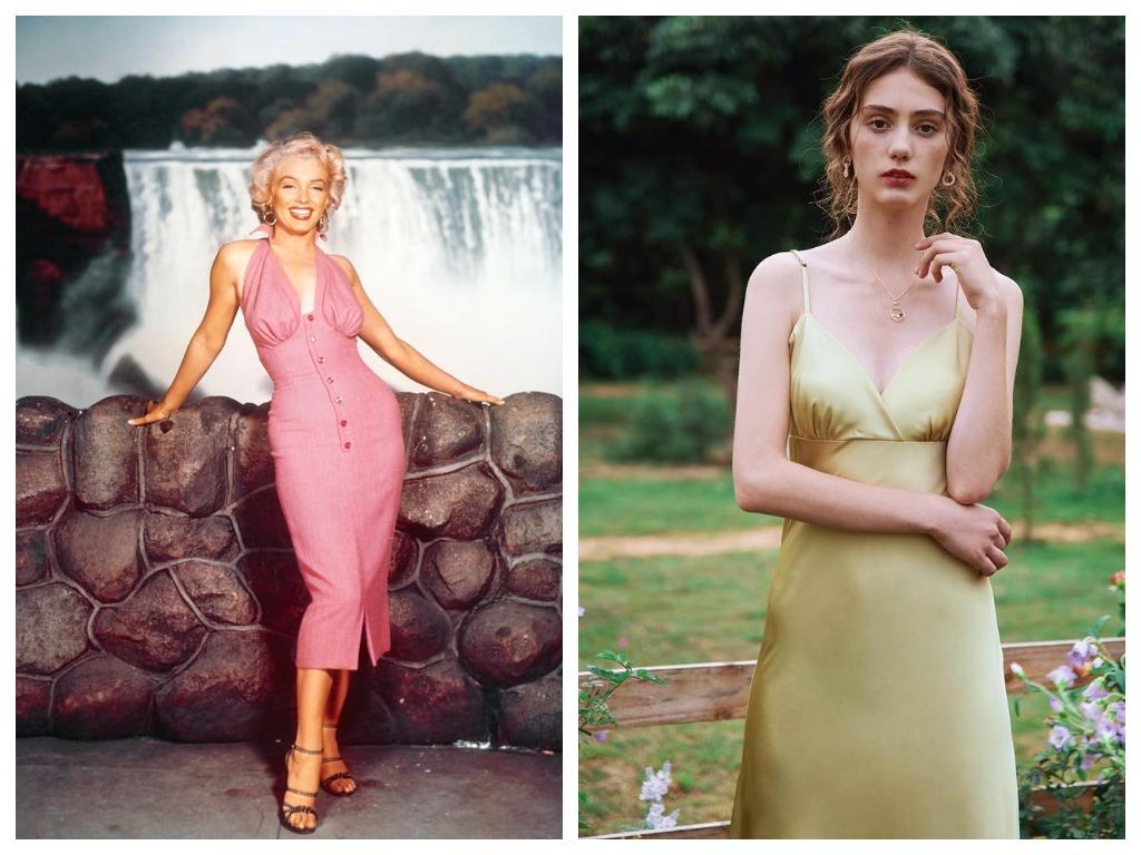 Ретро гайд: 7 любимых летних образов Мэрилин Монро и их современное прочтение-Фото 2