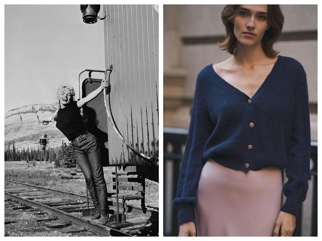 Ретро гайд: 7 любимых летних образов Мэрилин Монро и их современное прочтение-Фото 3