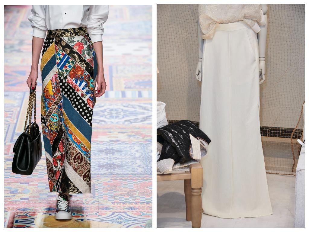 Мини или макси: Выбираем идеальную длину юбки на лето 2021-Фото 5