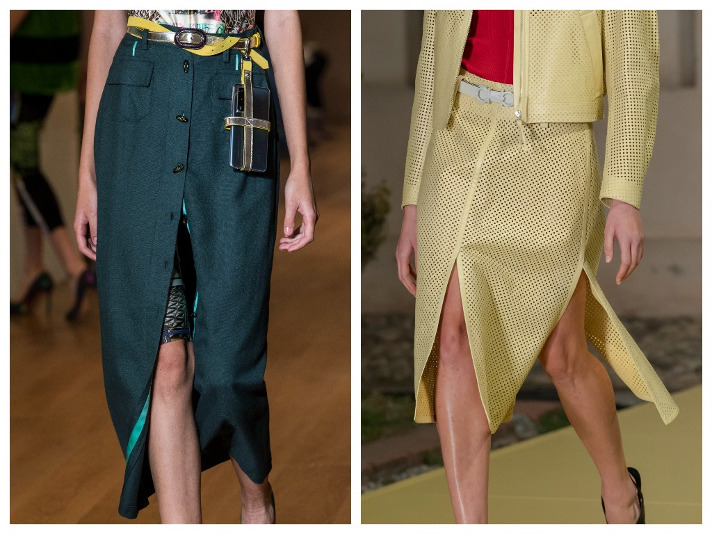 Мини или макси: Выбираем идеальную длину юбки на лето 2021-Фото 4