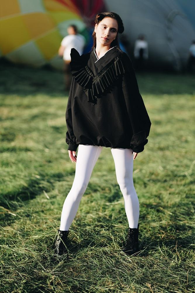 Українська Каппадокія: Жан Гріцфельдт представив fashion-колекцію на фестивалі повітряних куль-Фото 8