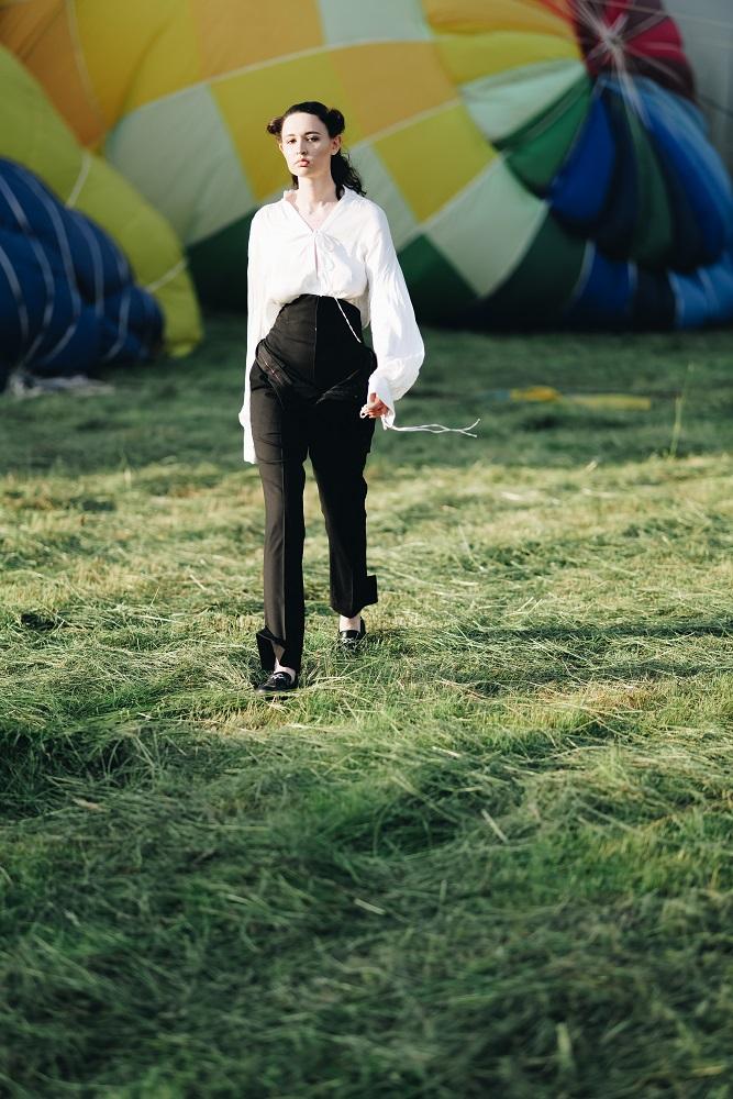 Українська Каппадокія: Жан Гріцфельдт представив fashion-колекцію на фестивалі повітряних куль-Фото 7