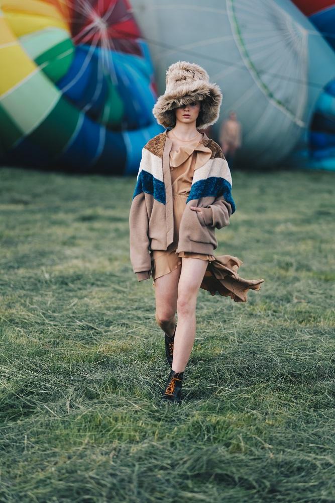 Українська Каппадокія: Жан Гріцфельдт представив fashion-колекцію на фестивалі повітряних куль-Фото 2