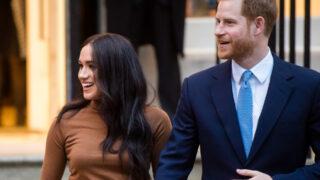 Принц Гарри и МеганМарклподелились списком любимых женских имен-320x180