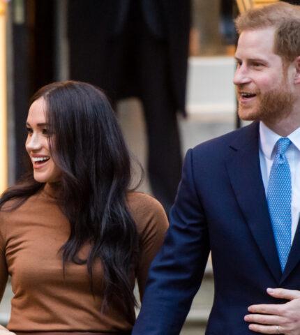 Принц Гарри и МеганМарклподелились списком любимых женских имен-430x480