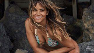 Холли Берри опубликовала новый пляжный снимок — трендовый летний образ-320x180