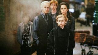 """Несколько лет спустя: Том Фелтон встретился со своим экранным сыном из """"Гарри Поттера""""-320x180"""