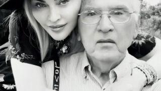 Мадонна собрала вместе шестерых детей на дне рождения своего отца-320x180