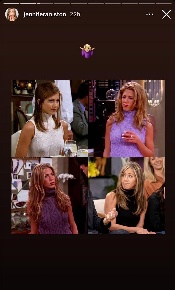 Jennifer Aniston criticizes Friends' Rachel Green's wardrobe -Photo 2
