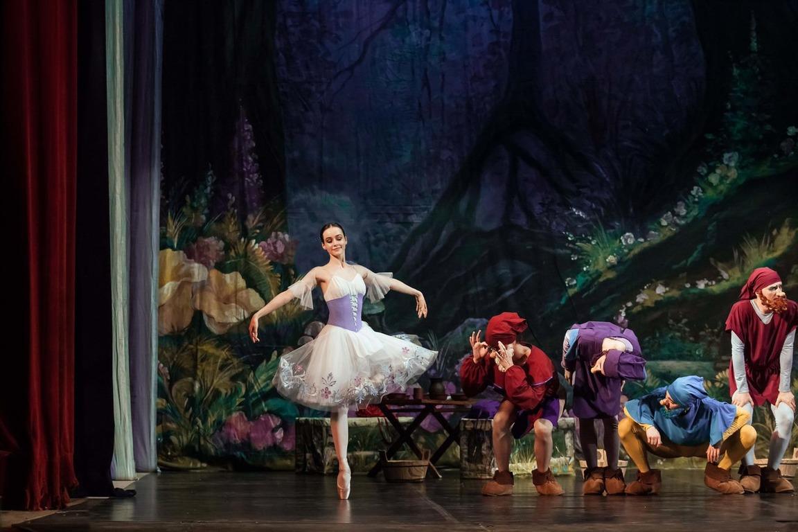 балет Белоснежка