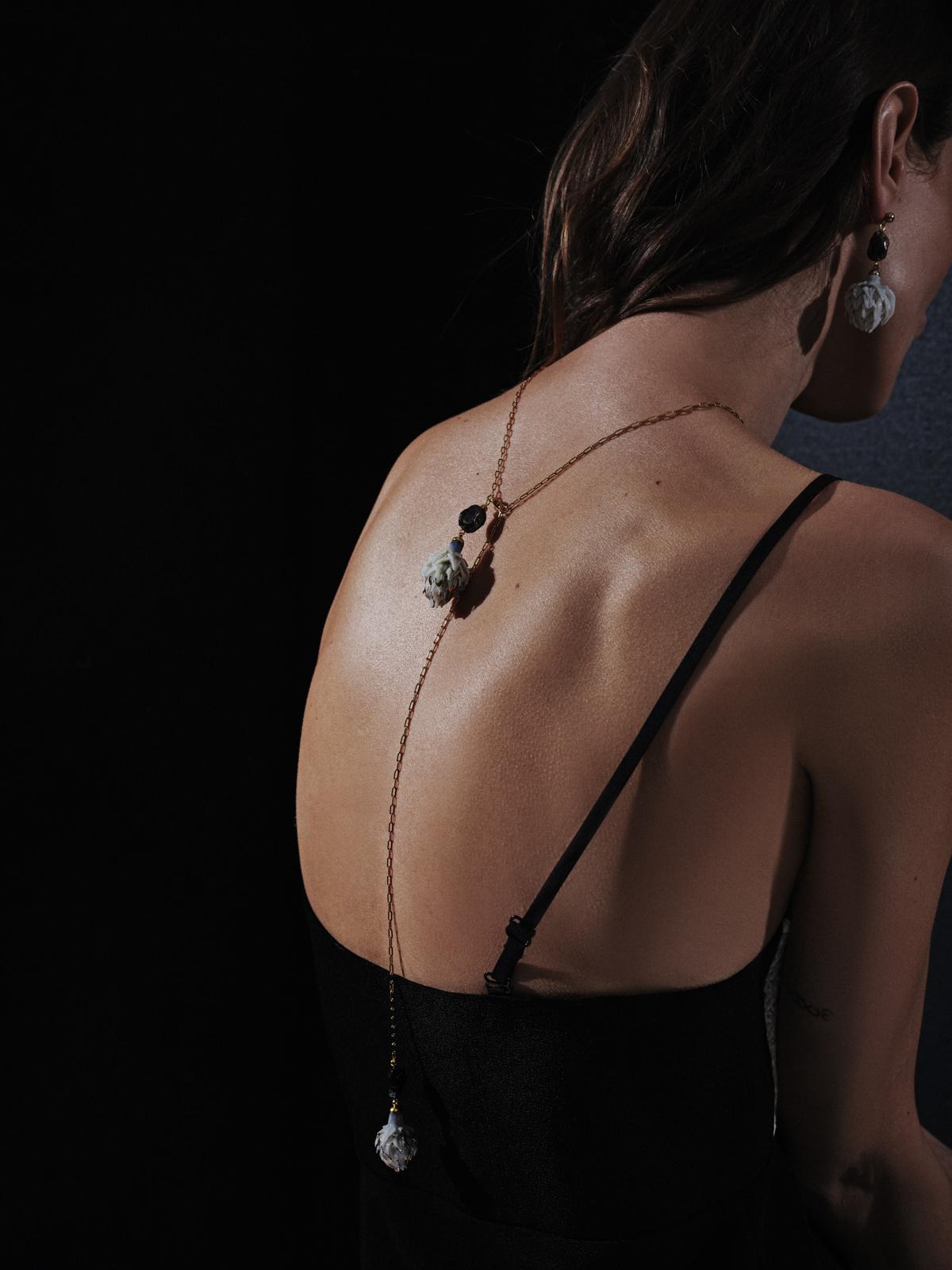 Фарфоровые украшение THE SEEDS от Lake Studio-Фото 3