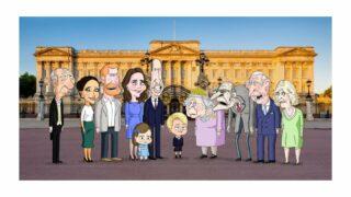 HBO Max представил мультфильм про принца Джорджа — старшего сына Уильяма и Кейт Миддлтон-320x180