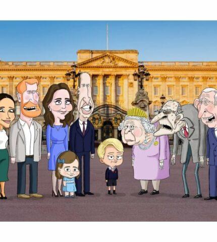 HBO Max представил мультфильм про принца Джорджа — старшего сына Уильяма и Кейт Миддлтон-430x480