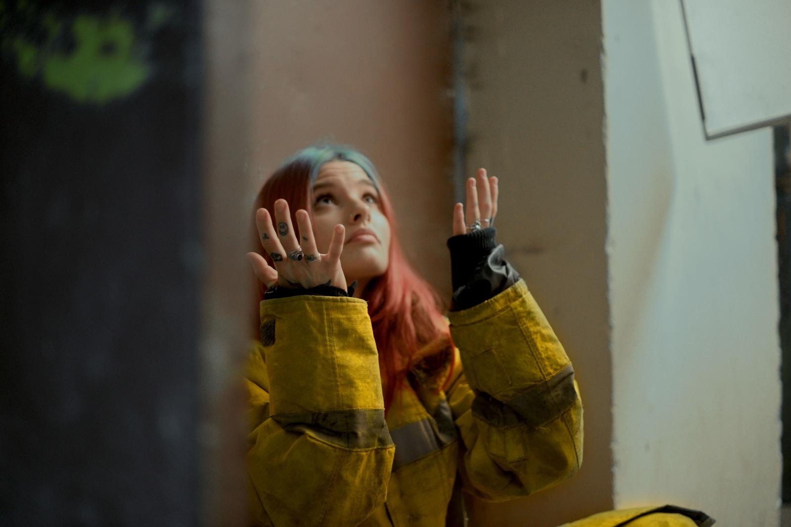 Любов у вогні: група раёк презентує кліп на трек із дебютного альбому «Море огня».-Фото 1