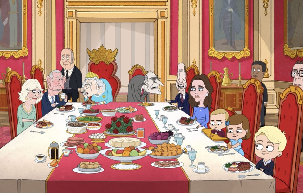 HBO Max представил мультфильм про принца Джорджа — старшего сына Уильяма и Кейт Миддлтон-Фото 2
