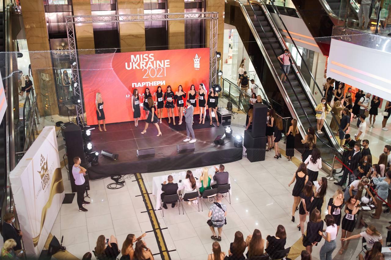 Рекордна кількість дівчат взяли участь у кастингу «Міс Україна» у Києві-Фото 1