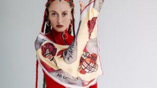 PERSONÁ: Нова колекція хусток by NESAMOVYTO xALINA PASH-320x180