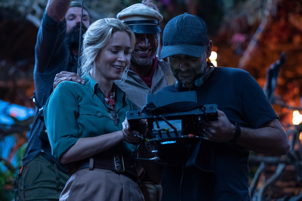 Эксклюзивное интервью Эмили Блант в преддверии выхода нового фильма «Круиз по джунглям»-Фото 5
