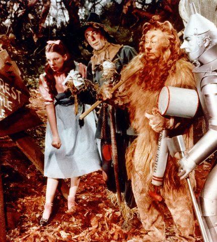 """Пропавшее платье Джуди Гарленд со съемок """"Волшебника страны Оз"""" было найдено спустя почти полвека-Фото 1"""