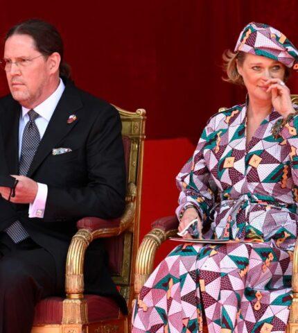 Новые лица: Все, что нужно знать о принцессе Дельфине Бельгийской-430x480
