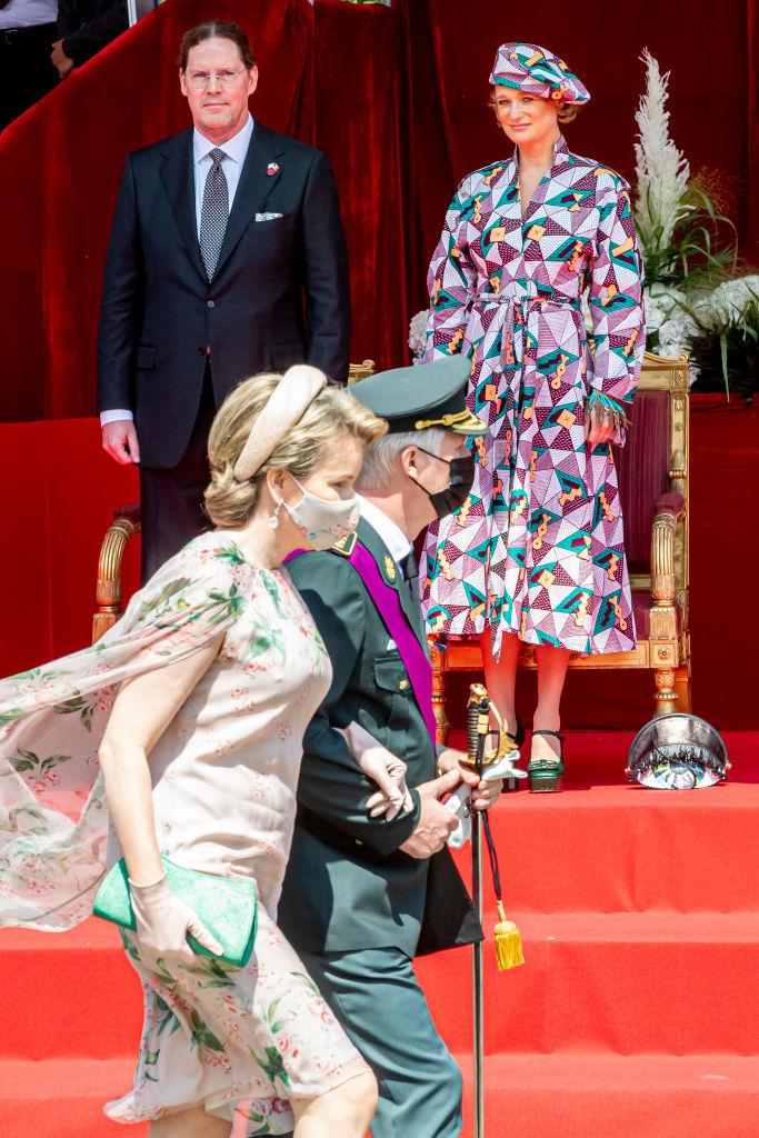 Новые лица: Все, что нужно знать о принцессе Дельфине Бельгийской-Фото 1