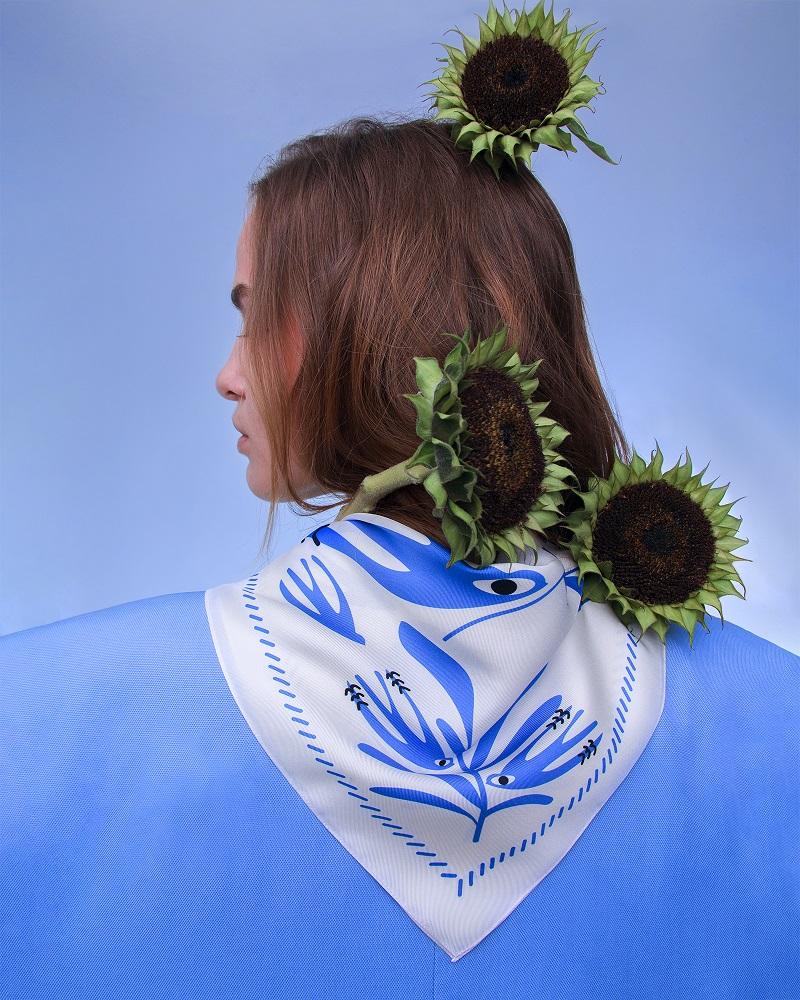 Українські символи на шовковому полотні-Фото 3