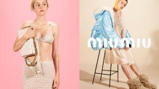 Храброе сердце: Рекламная кампания MIU MIU осень-зима 2021-320x180
