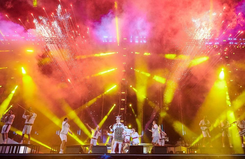 У грандіозномушоу каналу «Україна» до Дня незалежності прозвучать 30 улюблених пісень усіх поколінь-Фото 1
