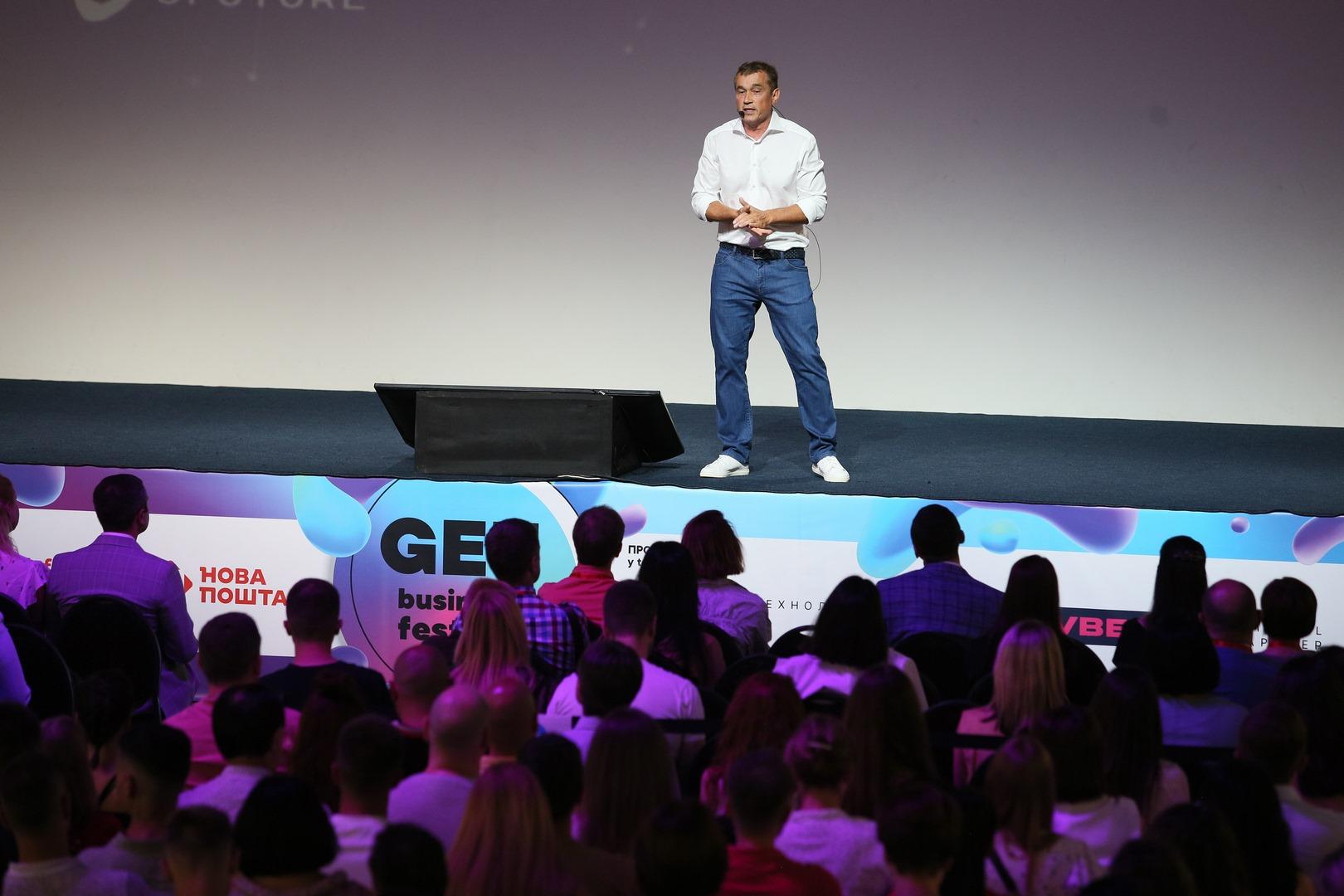Три тисячі підприємців навчалися у лідерів ринку на GET Business Festival-Фото 1