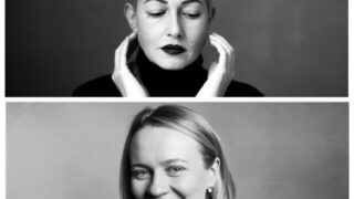 Small Talk: Катерина Котвіцька та Ярослава Кравченко про аудіовиставу «Нові шрами»-320x180