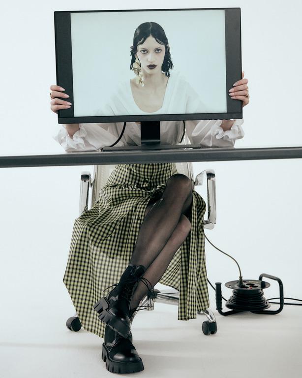 Ex machina: новая fashion-съемка Питера Кардоны-Фото 9