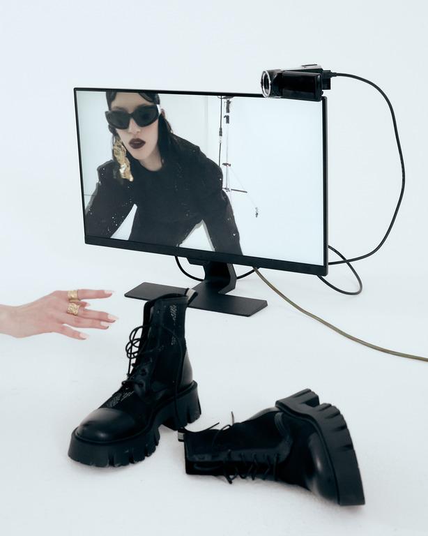 Ex machina: новая fashion-съемка Питера Кардоны-Фото 5