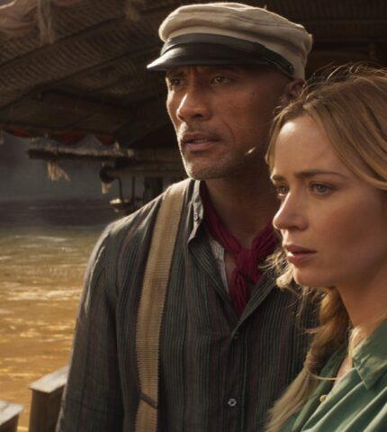 Эксклюзивное интервью Эмили Блант в преддверии выхода нового фильма «Круиз по джунглям»-430x480