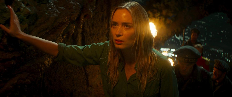Эксклюзивное интервью Эмили Блант в преддверии выхода нового фильма «Круиз по джунглям»-Фото 2