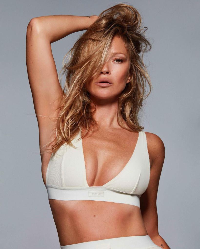 Кейт Мосс — новое лицо бренда КимКардашьянSkims-Фото 1