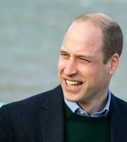 Принц Уильям рассказал, кто был его ролевой моделью в детстве-430x480