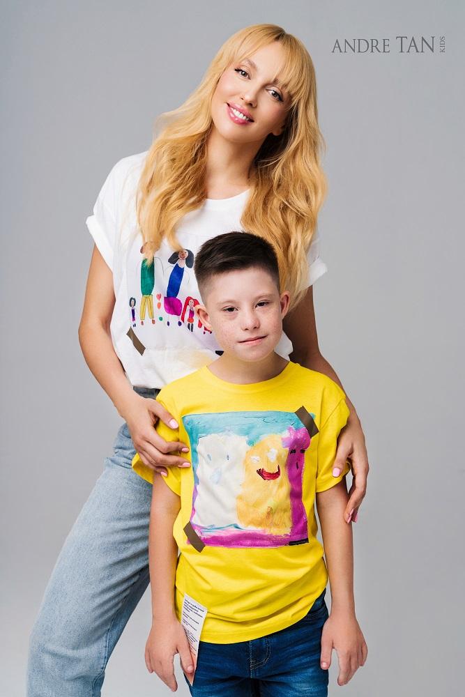 Андре Тан напередодні 30-річчя Незалежності України піклується про дітей з особливими освітніми потребами.-Фото 8