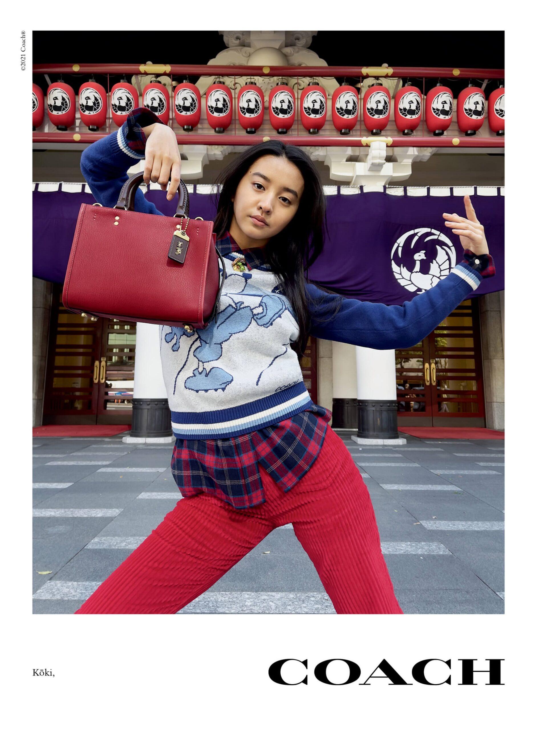 Версия 2.0: Дженифер Лопес и Кейт Мосс в новом рекламном кампейне бренда Coach-Фото 3