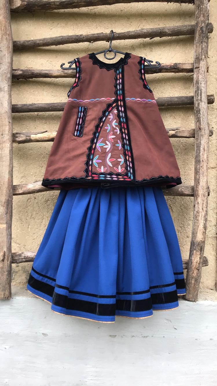 Як лічилка з дитинства поклала початок бренду дитячого традиційного одягу-Фото 3