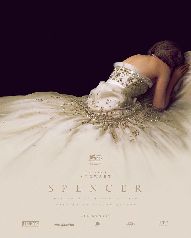 Вышли официальный постер и трейлер фильма «Спенсер» — про жизнь принцессы Дианы-Фото 2