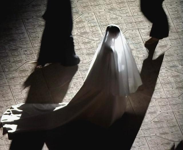КаньеУэст и КимКардашьянповторили свадебные клятвы-Фото 4