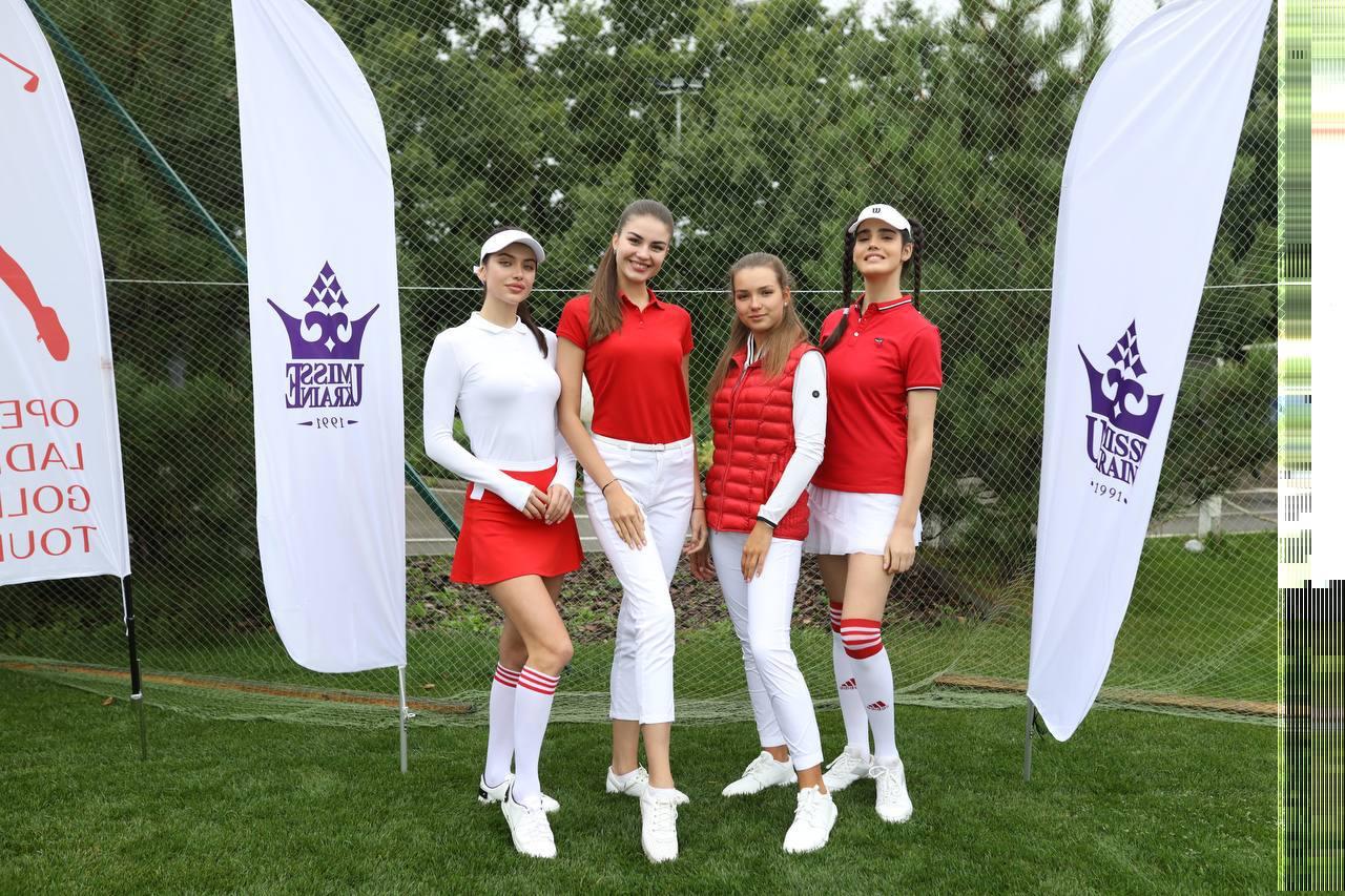Турнир по женскому гольфу среди претенденток на титул «Мисс Украина 2021»-Фото 7