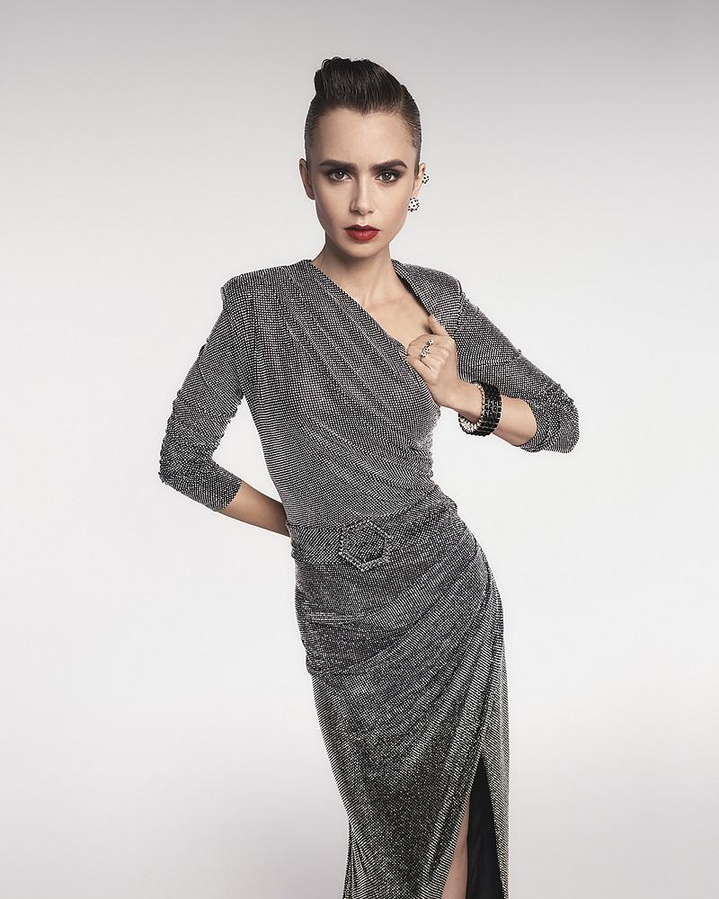 Лили Коллинз — новое лицо Дома Cartier-Фото 1