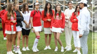 Турнир по женскому гольфу среди претенденток на титул «Мисс Украина 2021»-320x180