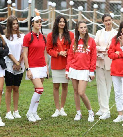 Турнир по женскому гольфу среди претенденток на титул «Мисс Украина 2021»-430x480