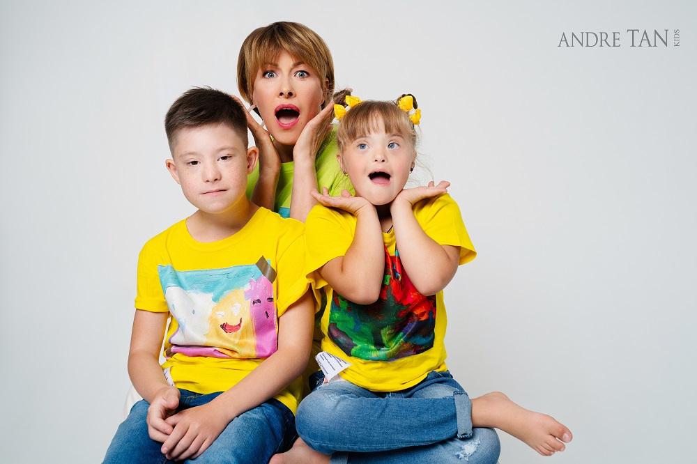 Андре Тан напередодні 30-річчя Незалежності України піклується про дітей з особливими освітніми потребами.-Фото 3