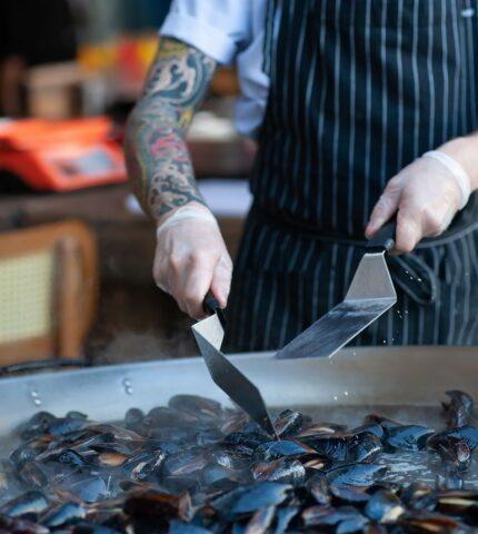 Благодаря ресторану REEF, первой ассоциацией с Одессой у гостей города вскоре станут кулинарные открытия!-430x480